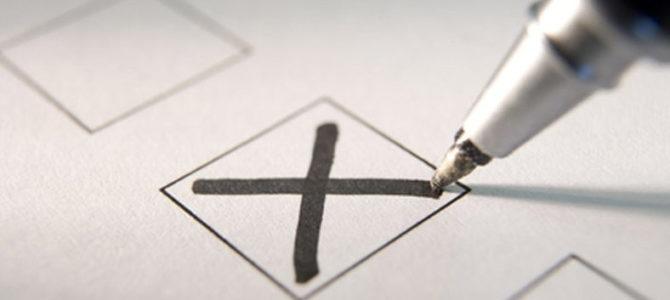 Időközi Választás 2017 – Közlemény – Küszöbszám