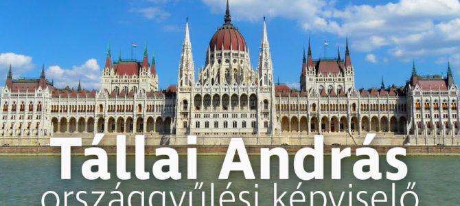 Tállai András Miniszterhelyettes Úr elérhetőségei